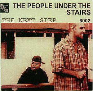 The Next Step (People Under the Stairs album) - Image: Putsthenextstep