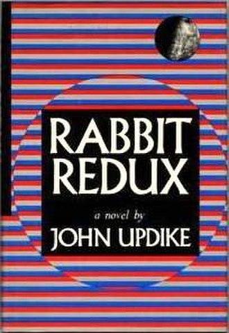 Rabbit Redux - First edition