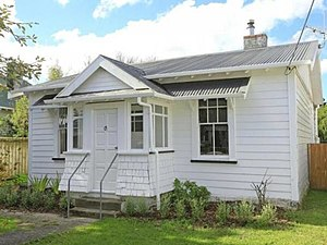 Moera - Typical Moera railway Cottage