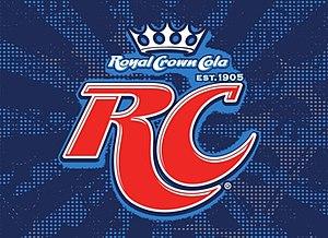 RC Cola - Image: Rccolauslogo