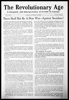 <i>The Revolutionary Age</i>