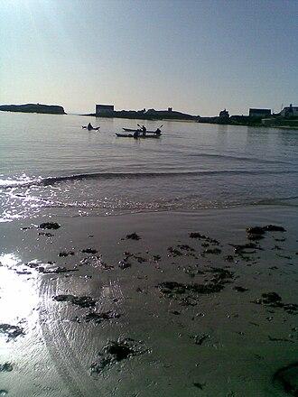 Rhoscolyn - Traeth Crigyll beach in Rhosneigr