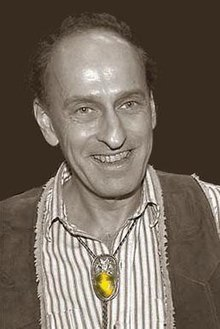 Roger Zelazny in Paris, 1988