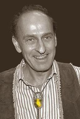 Roger Zelazny in Paris, 1988
