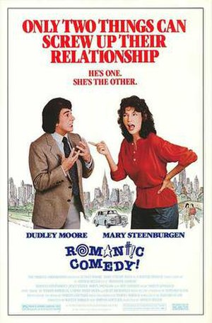 Romantic Comedy (1983 film) - Original poster