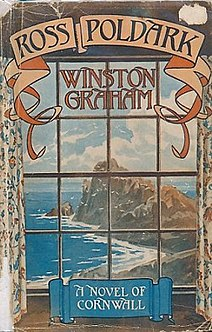 <i>Poldark</i> Historical novel series by Winston Graham
