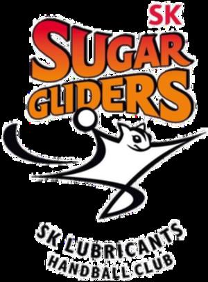SK Sugar Gliders - Image: SK Sugar Gliders