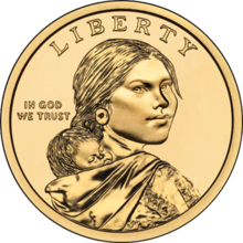 Sacagawea dollar - Wikipedia, the free encyclopedia
