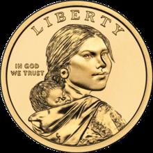 220Px Sacagawea Dollar Obverse