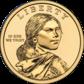 Dolarul Sacagawea invers