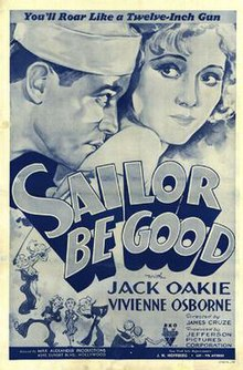 Sailor Be Good poster.jpg