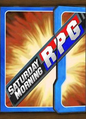 Saturday Morning RPG - Cover art of Saturday Morning RPG