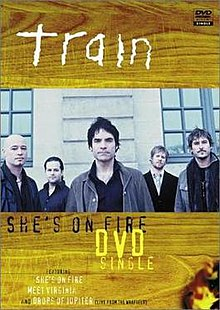 DVD single cover