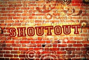 Shoutout! - Image: Shout Out logo