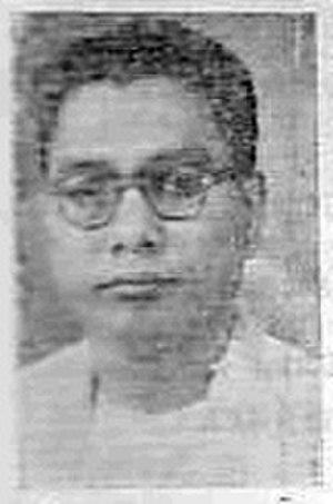 S. Kathiravelupillai - Image: Sivasubramaniam Kathiravelupillai