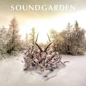 King Animal - Image: Soundgarden KA Album cover