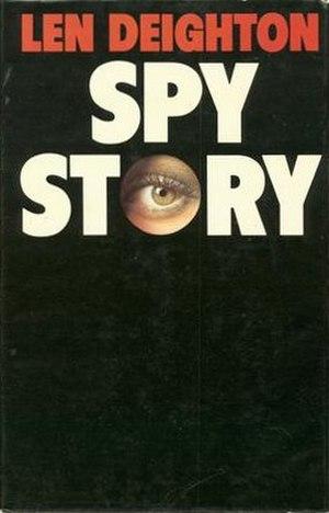 Spy Story (novel) - First edition