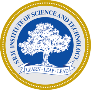 SRM Institute of Science and Technology - Seal of SRM Institute of Science and Technology