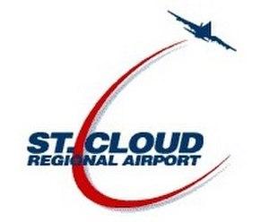 St. Cloud Regional Airport - Image: St. Cloud Regional Airport Logo