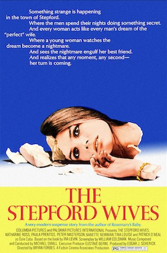 The Stepford Wives (1975 film) - Theatrical release poster