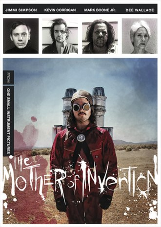 The Mother of Invention - Theatrical release poster