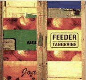 Tangerine (Feeder song) - Image: Tangerine cover art