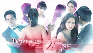 <i>Temptation of Wife</i> (2012 TV series) Philippine television series