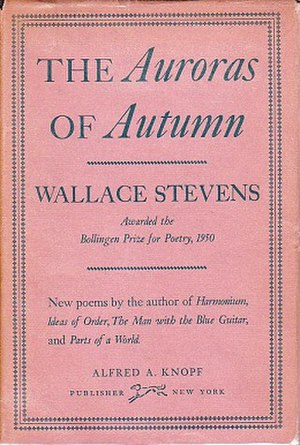 The Auroras of Autumn - First edition