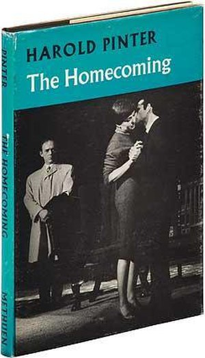 The Homecoming - First edition (publ. Methuen & Co. Ltd.)