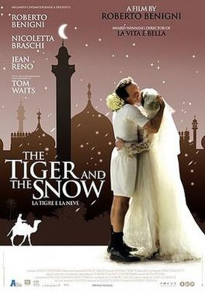 The Tiger and the Snow - Image: The Tiger And The Snow