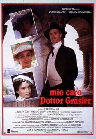The Bachelor (1990 film) - DVD cover art