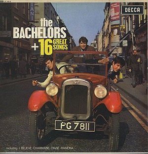 The Bachelors and 16 Great Songs - Image: The Bachelors and 16 Great Songs