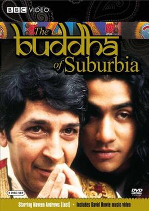 The Buddha of Suburbia (TV serial) - DVD cover