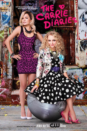 The Carrie Diaries (season 2) - Image: The Carrie Diaries season 2 poster