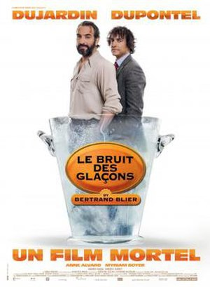 The Clink of Ice - Film poster