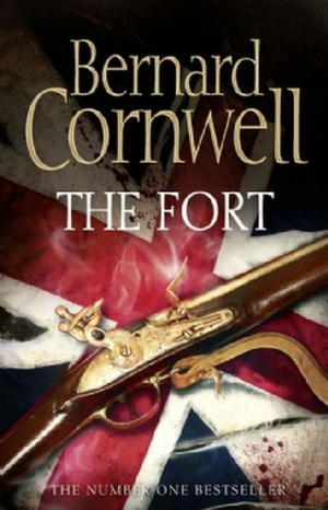 The Fort (novel) - Cover of the first UK edition