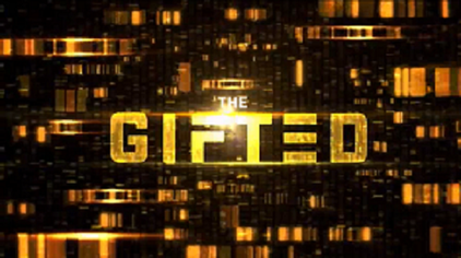 The Gifted TV title card