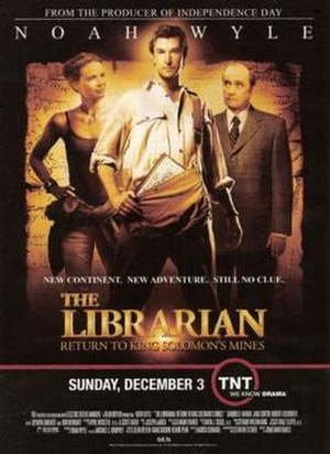 The Librarian: Return to King Solomon's Mines - Image: The Librarian Return to King Solomon's Mines