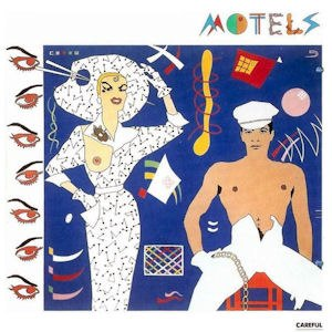 Careful (album) - Image: The Motels Careful