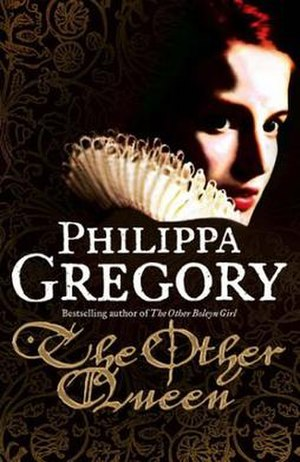 The Other Queen - UK first edition cover