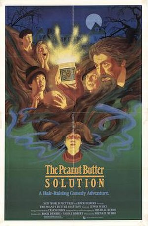The Peanut Butter Solution - Theatrical poster