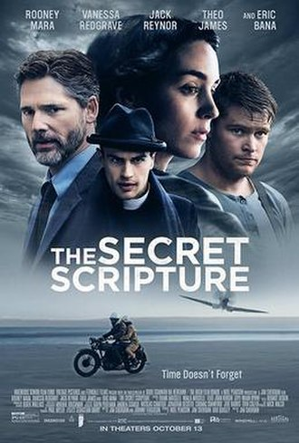 The Secret Scripture (film) - Theatrical release poster