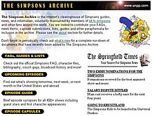 The Simpsons Archive (website screenshot).jpg