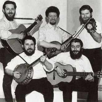 The Dubliners - Ciarán Bourke, Luke Kelly, John Sheahan Barney McKenna, Ronnie Drew