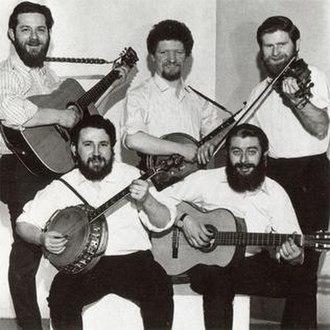 The Dubliners - Ciarán Bourke, Luke Kelly, John Sheahan Barney McKenna, Ronnie Drew