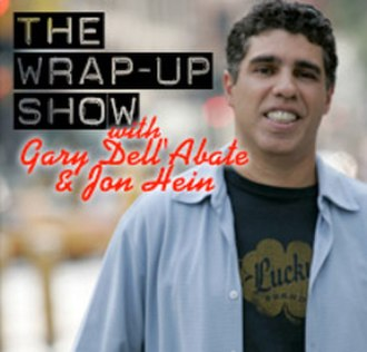 The Wrap-Up Show - Image: The wrap up show logo
