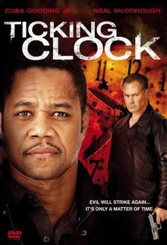 Ticking Clock - DVD cover