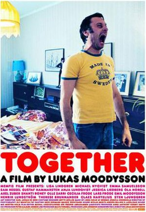 Together (2000 film) - Theatrical release poster