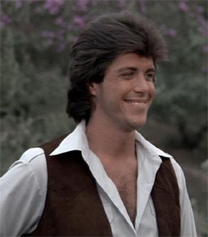 "Templeton Peck - Tim Dunigan as ""Faceman""in the 1983 pilot episode ""Mexican Slayride"""