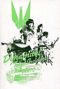 Live Tour 2005 Quot Dynamite Quot Wikipedia